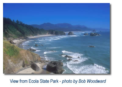 Ecola State Park (link to more photos)